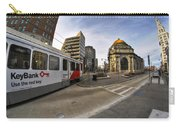 Main Street Downtown Buffalo Carry-all Pouch