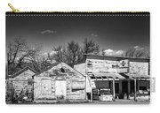 Main Street In Fort Shaw, Montana Carry-all Pouch