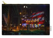 Main Street Station At Night Carry-all Pouch