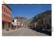 Main Street Telluride Carry-all Pouch