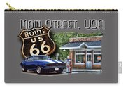 Main Street, Usa Camaro Carry-all Pouch
