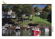 maine 18 Rock Port harbor View Carry-all Pouch