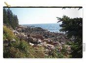 Maine Atlantic Ocean Coast Carry-all Pouch
