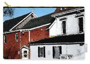 Maine Blue Hill Alleyway Carry-all Pouch