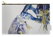Maine Blue Lobster Carry-all Pouch