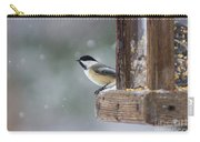 Maine Chickadee Carry-all Pouch