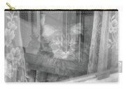 Maine Coon In Window Carry-all Pouch