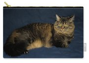 Maine Coon Portrait Carry-all Pouch
