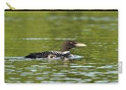 Maine Loon 5 Carry-all Pouch