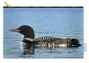 Maine Loon Carry-all Pouch