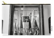 Maine State Capitol Hall Of Flags Modern Conflicts Display Case Carry-all Pouch