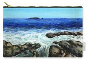 Maine Tidal Pool Carry-all Pouch