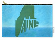 Maine Wordplay Carry-all Pouch