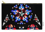 Mainz Cathedral Window Carry-all Pouch