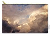 Majestic Clouds Carry-all Pouch
