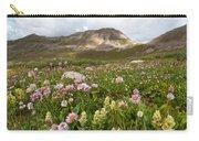 Majestic Colorado Alpine Meadow Carry-all Pouch