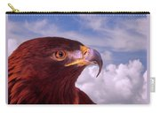 Majestic Golden Eagle Carry-all Pouch