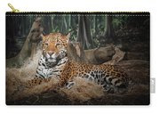 Majestic Leopard Carry-all Pouch