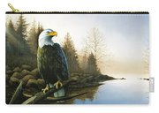Majestic Light - Eagle Carry-all Pouch