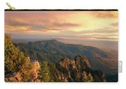 Majestic Mountain View Carry-all Pouch