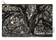 Majestic Oak Bw Carry-all Pouch