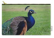 Majestic Peacock Carry-all Pouch