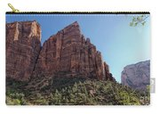 Majestic Peaks Carry-all Pouch