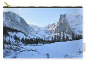 Majestic Winter Landscape Carry-all Pouch
