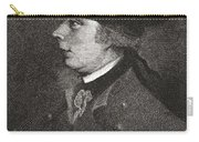 Major General James Wolfe, 1727 To Carry-all Pouch