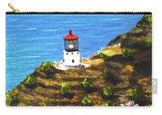 Makapuu Lighthouse #78, Carry-all Pouch