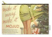 Make It Merry...make It Mojud Carry-all Pouch