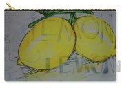 Make Lemonade Carry-all Pouch