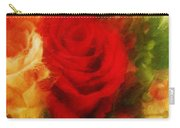 Make Mine Roses Please Too Carry-all Pouch