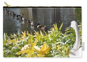 All My Ducks In A Row Carry-all Pouch