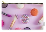 Make Up And Sweets Carry-all Pouch
