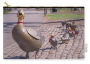 Make Way For The Ducklings Carry-all Pouch