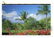 Makena Beach Golf Course Carry-all Pouch