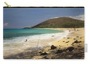 Makena Beach Panorama Carry-all Pouch