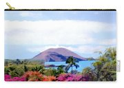 Makena Maui Carry-all Pouch
