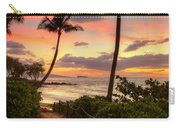 Makena Sunset Path Carry-all Pouch