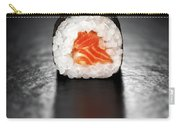 Maki Sushi Roll With Salmon Carry-all Pouch
