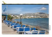 Makrygialos Prominade Carry-all Pouch