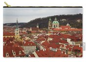 Mala Strana Rooftops. Prague Spring 2017 Carry-all Pouch