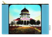 Malay Mosque Singapore Circa 1910 Carry-all Pouch