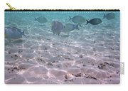Maldives School Of Tropical Fish Carry-all Pouch