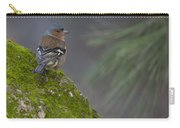 Male Common Chaffinch  Carry-all Pouch