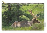 D10271-male Elk 2  Carry-all Pouch