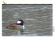 Male Hooded Merganser Carry-all Pouch