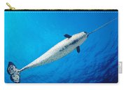 Male Narwhal Carry-all Pouch