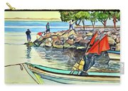 Malecon Fishermen Carry-all Pouch